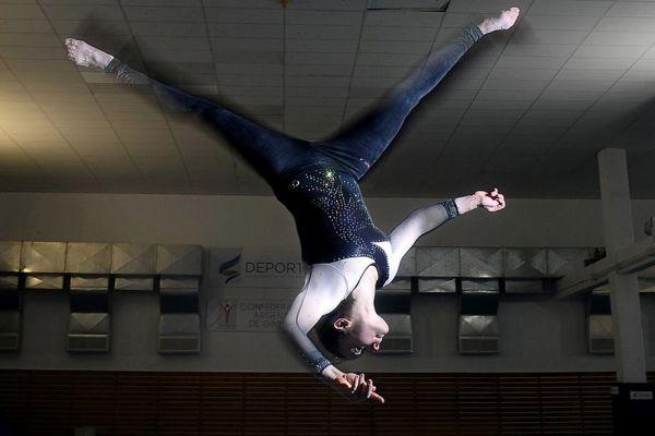 Martina Dominici La gimnasta que hace magia en el aire y acapara medallas 29-07-2018